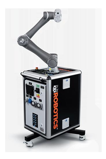 Mobilní stojany pro roboty Techman