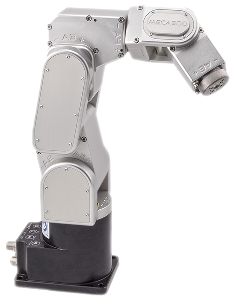 průmyslový robot